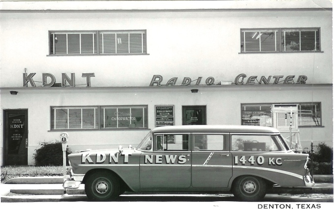 011 Mobile Unit 2 (1956 Chevy)
